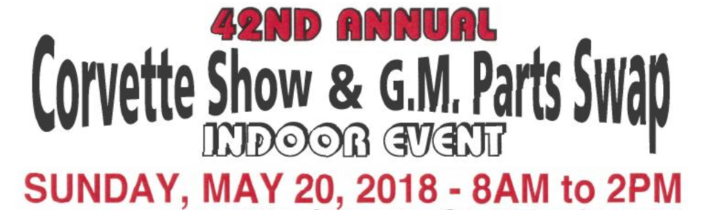 Join us for our 41st annual Car Show on Sunday, April 30th, 2017 being hosted by the great people of Hawk Auto Chevrolet Cadillac - Joliet hawkchevyjoliet.com